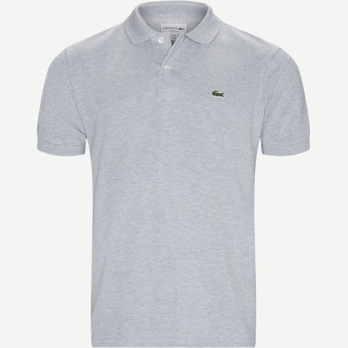 T-shirts - Classic fit - Grå